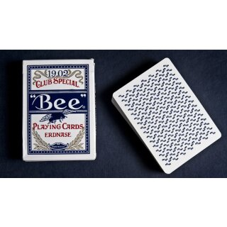 Bee Erdnase 1902 - Blue Smith Back No. 2 (Cambic Finish) Ltd Edition