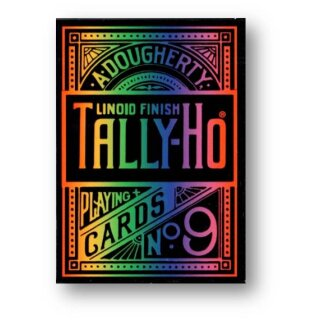 Tally Ho Spectrum Deck by US Playing Card Co.