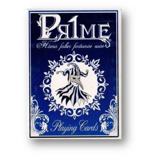 Pr1me Series001 Deck (Blue) by Max Magic & stratomagic
