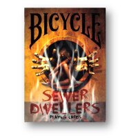 Bicycle Sewer Dwellers (Limited Edition) by Collectable...