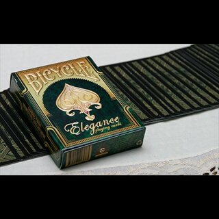 Bicycle Elegance Emerald Deck (Limited Edition)