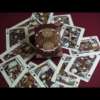 Occult Deck (Limited Ed.) by Gamblers Warehouse