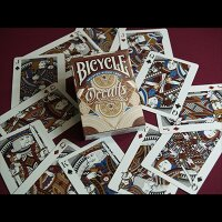 Occult Deck (Bicycle) by Gamblers Warehouse