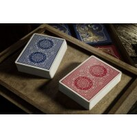 Tycoon (Red) Playing Cards by Theory11
