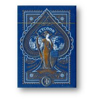 Tycoon (Blue) Playing Cards by Theory11