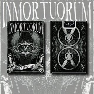 Inmortuorum Playing Cards Deck by Dan Sperry