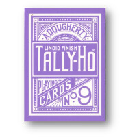 Tally Ho Reverse Circle back (Purple) Limited Ed. by Aloy...