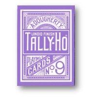 Tally Ho Reverse Circle back (Purple) Limited Ed. by Aloy...