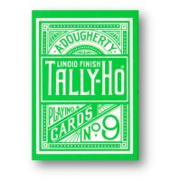 Tally Ho Reverse Circle back (Green) Limited Ed. by Aloy...