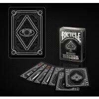 Bicycle Blackout Kingdom Deck by Gamblers Warehouse