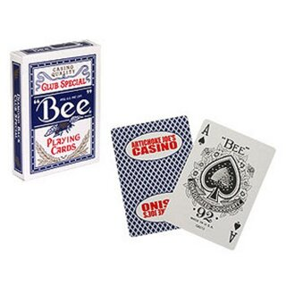 Bee Artichoke Joes Casino (Standard Index) Deck - Ohio Made