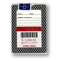 Bee Camrose Resort Casino (Jumbo Index) deck