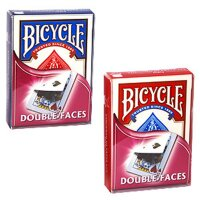 Bicycle Double Faces - Gaff Karten