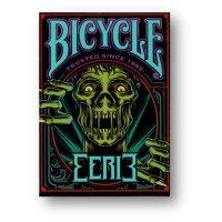 Bicycle Eerie Deck (Purple) by Gamblers Warehouse