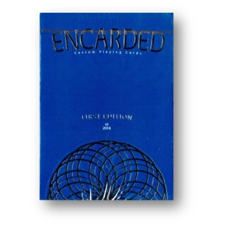 Encarded Standard Playing Cards - First Edition by Encarded