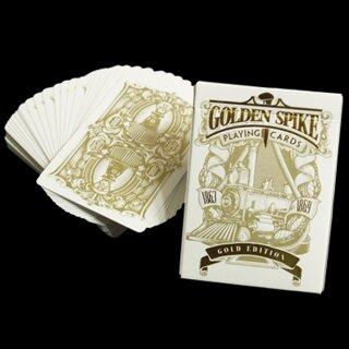 Limited (Golden Edition) 1st Run Golden Spike Deck by Jody Eklund