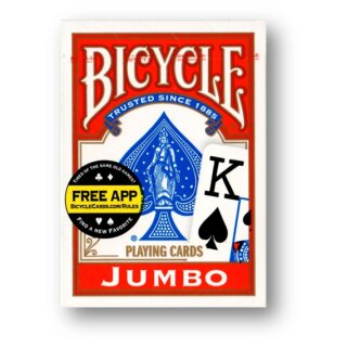 Bicycle JUMBO Index ROT