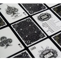 v2 LUXX® Playing Cards: Shadow Edition GOLD