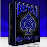 Bicycle Quicksilver Deck BlueStandard