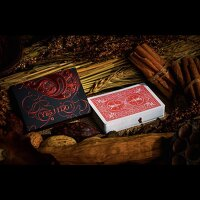 Love Promise of Vow (Red) Playing Cards by The Bocopo...