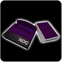 NOC V3 Purple Playing Cards Poker Deck