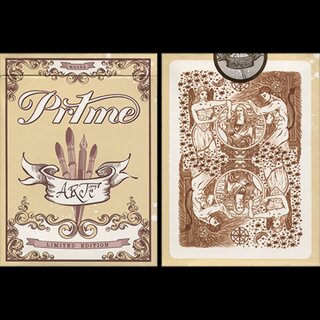 Pr1me Arte Deck (Limited Edition) by Pr1me Playing Cards and StratoMagic