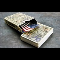 US President Playing Cards (BLACK Limited Edition) by...