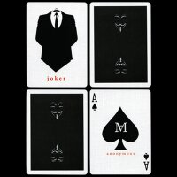 Magicians Anonymous Playing Cards by US Playing Cards