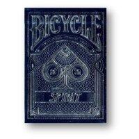 Spirit Blue Playing Cards - Bicycle