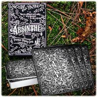 Absinthe Playing Cards by Ellusionist