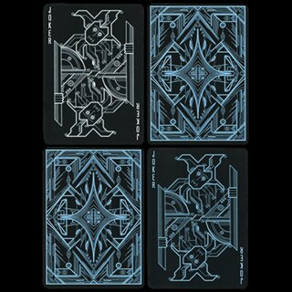 Black Artilect Deck by Card Experiment