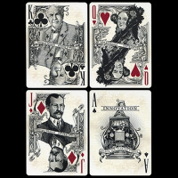Innovation Playing Cards Black Edition by Jody Eklund