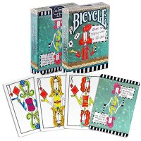 Bicycle Dolly Mama Playing Cards