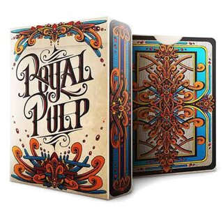 Royal Pulp Red Back Deck