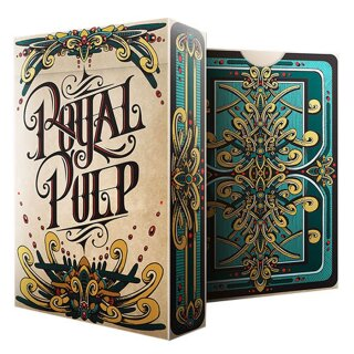Royal Pulp Green Back Deck