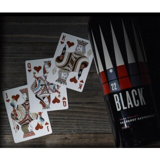 JAQK Blue Edition Playing Cards