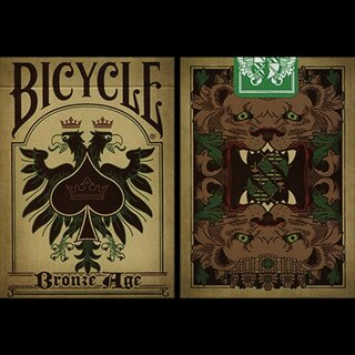 Bicycle Bronze Age Playing Cards