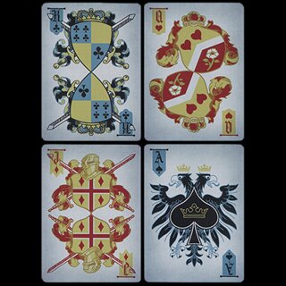Coat of Arms Playing Cards by Jamm Packd