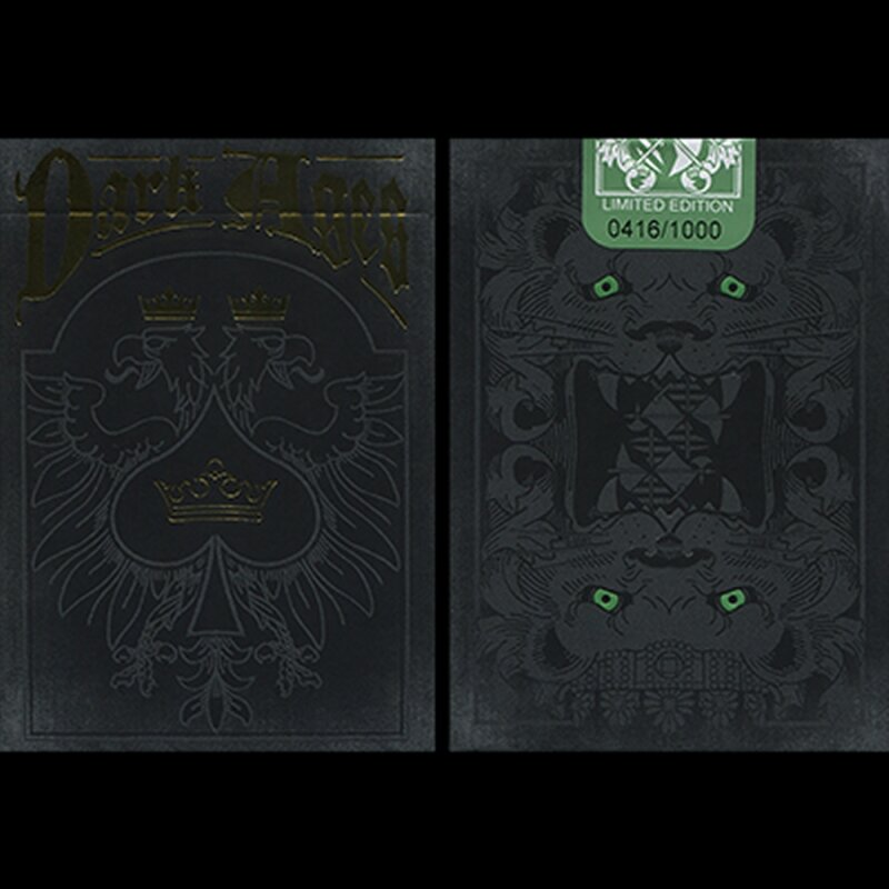 Dark Ages Playing Cards By Jamm Packd 17 99