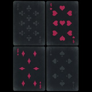 Dark Ages Playing Cards by Jamm Packd