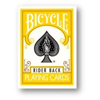 Bicycle - Poker deck - Yellow back