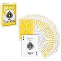 Bicycle - Poker deck - Yellow back