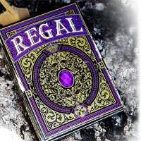 Regal Purple Playing Cards