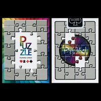 Puzzled Playing Cards by US Playing Card Co