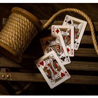 Monarch Red Playing Cards by Theory11