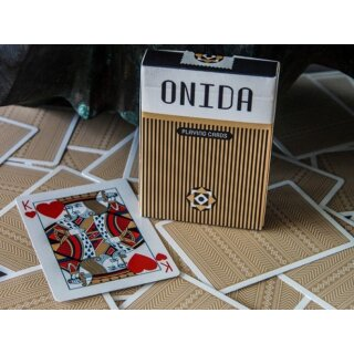 Onida Playing Cards by LEgends Playing Card Company