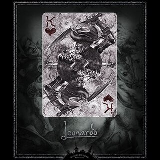 Leonardo (Silver Edition) by Legends Playing Card Company