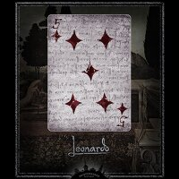 Leonardo (Silver Edition) by Legends Playing Card Company