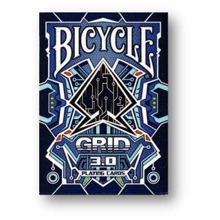 GRID 3.0 Deck Blau - Bicycle