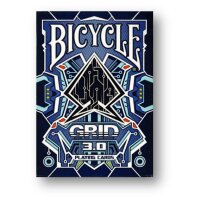 GRID 3.0 Deck Blau - Bicycle